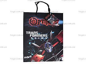 Пакет бумажный с ручками Transformers, TF14-266K, цена