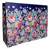 """Пакет картон """"Цветочная абстракция"""" 3шт в упак, 191, Украина"""
