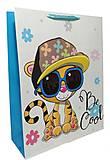 """Пакет картон """"Тигрёнок"""",  по 6шт в упак, 3106, цена"""