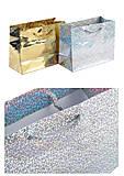 Пакет бумажный для подарков (4 штуки в упаковке), НFP305-037-R309-037R, тойс