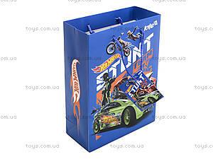 Пакет пластиковый подарочный Hot Wheels, HW13-204K, отзывы
