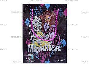 Пакет подарочный Monster High, MH14-204K, фото