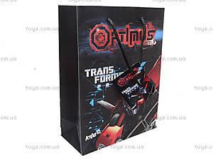 Пакет подарочный Transformers, TF14-265K