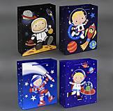 Пакетик для подарков серия «Космос», С23332, игрушка