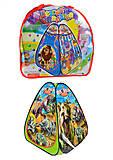 Детская палатка в сумке, 2 вида, A999-159161, фото