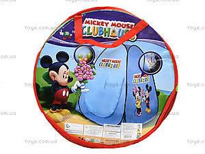 Игровая палатка для детей «Микки Маус», A999-201, купить