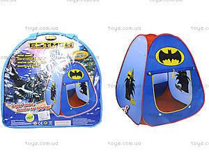 детская игровая палатка Batman, 804