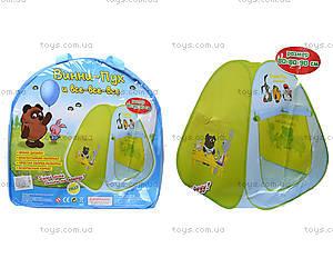 Игровая палатка «Мультфильмы», в сумке, 806S-809S