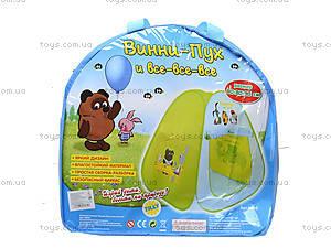 Игровая палатка «Мультфильмы», в сумке, 806S-809S, отзывы