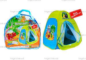 Детская палатка «Динозавры», 812