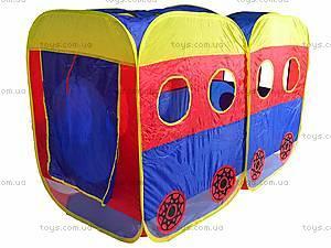 Палатка Автобус, 8027, отзывы