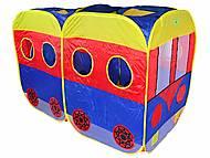 Палатка Автобус, 8027, игрушка