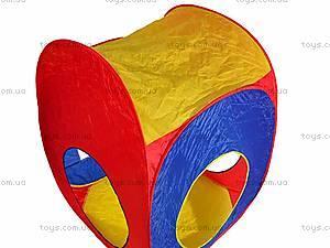 Палатка-цилиндр в сумке, M1324, игрушки