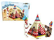 Палатка для детей Micasa «Индейцы», 445-16, фото