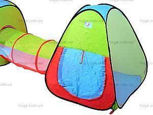 Палатка для детей с переходом, A999-53, фото