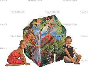 Детская палатка «Дом динозавров», 434-14