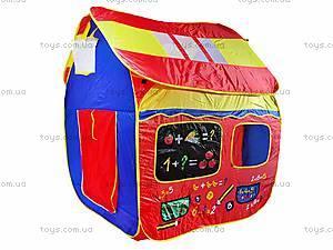 Палатка-домик «Математика», 8086