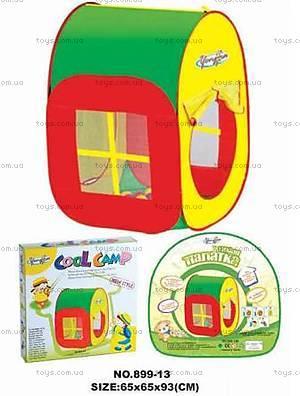 Палатка-домик «Мишка», 889-13A/B