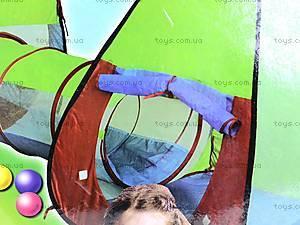 Палатка-домик с переходом, 999-143, фото