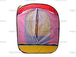 Палатка- домик, в сумке, M1402