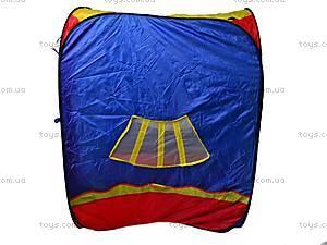 Палатка- домик, в сумке, M1402, отзывы