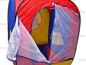 Палатка- домик, в сумке, M1402, цена