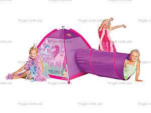 Детская палатка с тоннелем «Единорог», 427-15