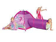 Детская палатка с тоннелем «Единорог», 427-15, фото
