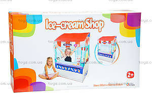 Игровая палатка «Кафе-мороженое», 432-14