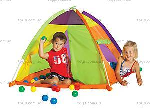 Детская палатка «Купол» с 30 шариками, 461-15