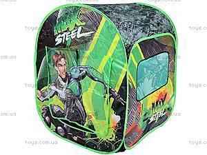 Палатка Max Steel, зеленая, LDT2013A2