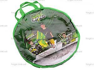 Палатка Max Steel, зеленая, LDT2013A2, купить