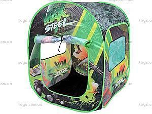 Палатка Max Steel, зеленая, LDT2013A2, фото