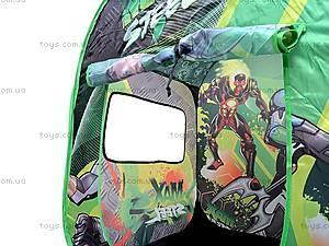 Палатка Max Steel, зеленая, LDT2013A2, цена