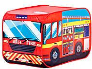 Палатка «Пожарная машина», 82815, купить