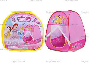 Детская палатка-домик «Принцессы», 333-43