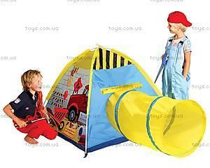 Детская палатка «Рабочая станция с туннелем», 408-15