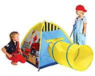 Детская палатка «Рабочая станция с туннелем», 408-15, отзывы