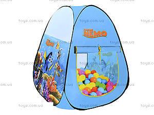 Детская палатка «Рыбка Немо», 96988A-5, купить