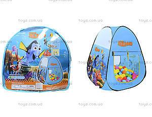 Детская палатка «Рыбка Немо», 96988A-5