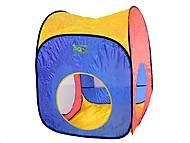 Палатка с окошками, в сумке, 5001, фото
