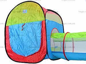 Палатка с переходом, A999-147, отзывы