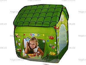 Детская палатка с переходом, в сумке, A999-168, купить