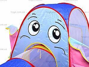 Палатка «Слоник с хоботом», 889-87B, фото