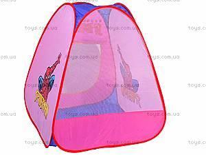 Палатка «Спайдермен», 889-32B, отзывы