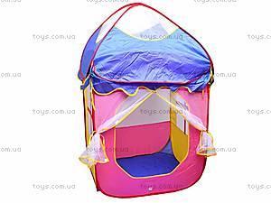 Палатка в форме домика, 889-81В