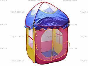 Палатка в форме домика, 889-81В, цена