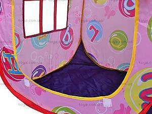 Палатка в сумке, 889-94B, детские игрушки