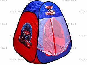 Палатка в сумке «Тачки», 811S