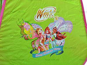 Палатка «Winx», 815S, игрушки